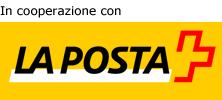 Die Post - La Poste - La Posta